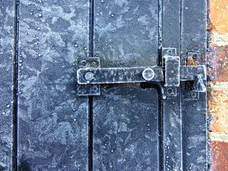 Winter home security checks from City Locksmiths Bristol